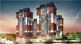 Huzurlu Marmara Güneşli'nin yüzde 25'i satıldı!