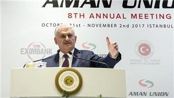 'Dünyadaki 10 mega projenin 6'sını Türkiye yaptı'