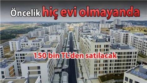 TOKİ İstanbul'da 600 lira taksitle ev sahibi yapacak!