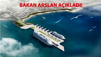 İstanbul'a kruvaziyer yat limanı geliyor!