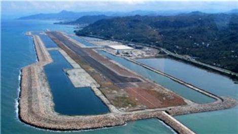 Ordu-Giresun Havalimanı 2 milyon yolcuya ulaştı