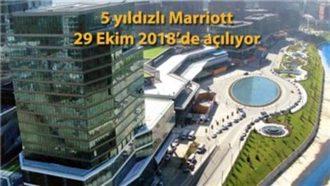 Vadistanbul, otel için Marriott ile ön protokol yaptı