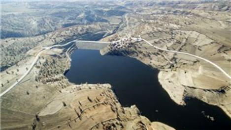 Manisa'da son 14 yılda 13 barajın inşaatı tamamlandı!