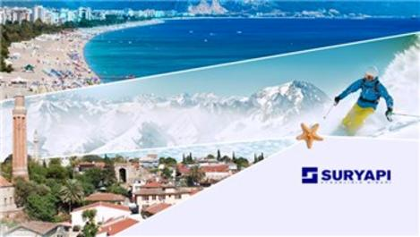 Sur Yapı'nın Antalya'daki projesine 19 bin talep geldi