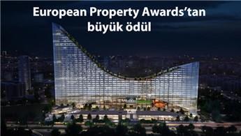 """YDA Center'a Avrupa'dan """"en iyi ofis mimarisi"""" ödülü"""