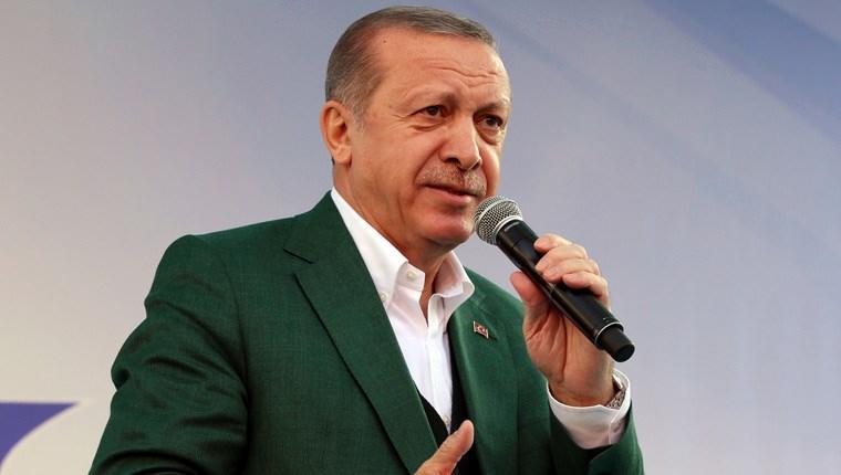 Cumhurbaşkanı Erdoğan, Manisa'da toplu açılış yaptı!