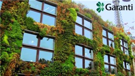 Garanti'den çevre dostu projelere Yeşil Mortgage!