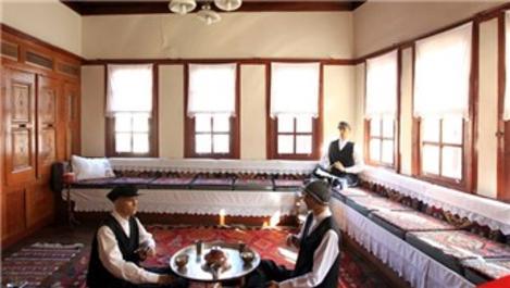 Samsun'da 250 yıllık ahşap konak turizme kazandırıldı