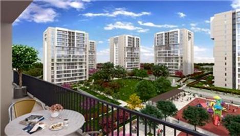 Bizimtepe Aydos'ta daire fiyatları 512 bin 500 liradan başlıyor