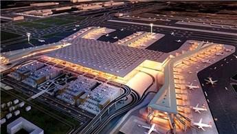 3. Havalimanı'nın terminal binasına büyük ödül!