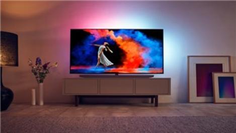 Philips Oled 973 TV'ler şimdi evlerde!