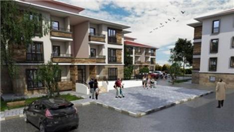 TOKİ, Malatya'da 141 konut inşa edecek!