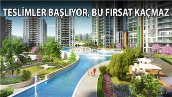 Avrupa Konutları Başakşehir'de sıfır faizli kampanya!