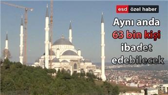 Çamlıca Camisi'nin açılış tarihi belli oldu!