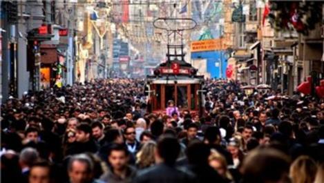 Türkiye'de 2.6 milyon kişi göç etti!
