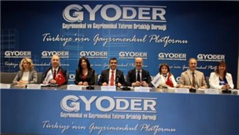 GYODER 'Kentsel dönüşümün önemini halka anlatmalıyız'