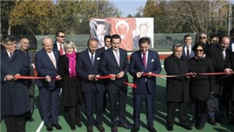 Esenboğa Havalimanı'nda spor tesisleri açıldı