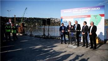Eminönü-Alibeyköy tramvayının açılış tarihi belli oldu!