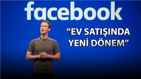 Facebook, emlak sektörüne giriyor!