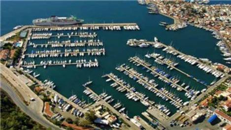 Fenerbahçe Kalamış Yat Limanı imar planına onay!