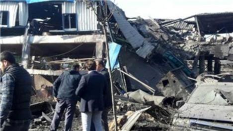 Bursa'daki patlama mağduru ailelere ev verilecek
