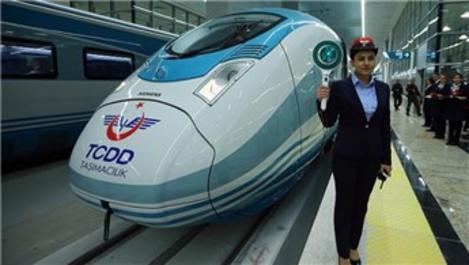 'Yüksek hızlı tren'ler 40 milyon yolcu taşıdı
