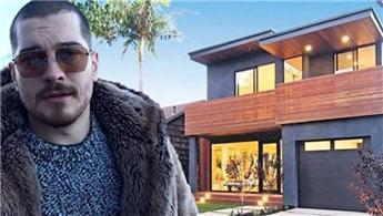 Çağatay Ulusoy, Los Angeles'taki eve 580 bin lira ödeyecek
