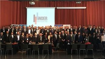 Türkiye'nin önde gelen 23 inşaat malzeme üreticisi buluştu