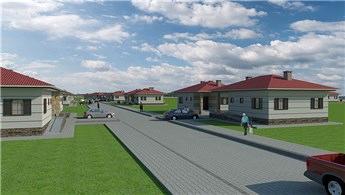 TOKİ'den Karaman'a 265 tarımköy konutu!
