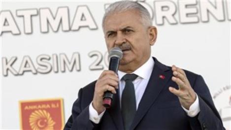 Başbakan Binali Yıldırım, 34 eğitim tesisinin temelini attı