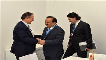 Hindistan'dan, Türkiye'ye Yeşil İklim Fonu konusunda destek sözü!