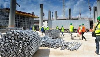 İstihdama en büyük ikinci katkı inşaat sektöründen!