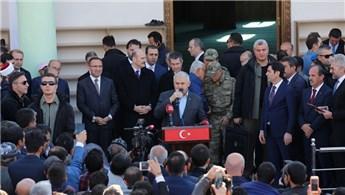 Şırnak Geylani Camisi ibadete açıldı