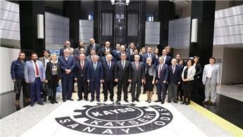 İMSAD, Anadolu Buluşmaları'nın dördüncüsünü Kayseri'de düzenledi
