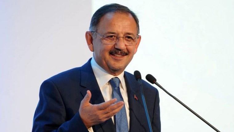 Mehmet Özhaseki, CNR Emlak Zirvesi'nin açılışını yapacak