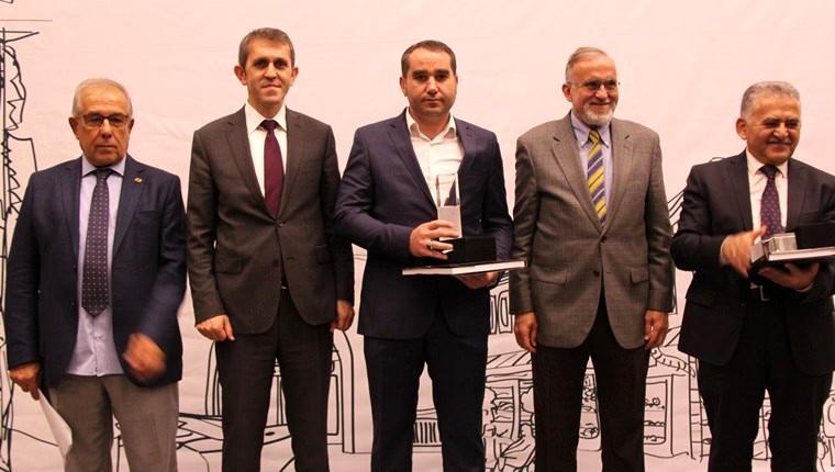 Tarihi Kentleri Özendirme Yarışması'nı kazananlara ödül!