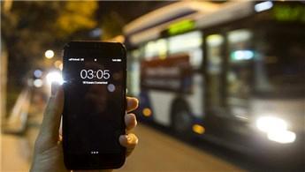 Ankara'da EGO otobüsleri gece seferlerine başladı