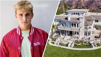 20 yaşındaki YouTuber 6.9 milyon dolara malikane aldı