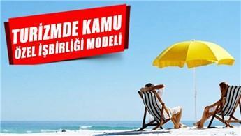 Turizmde kamu-özel işbirliği modeli
