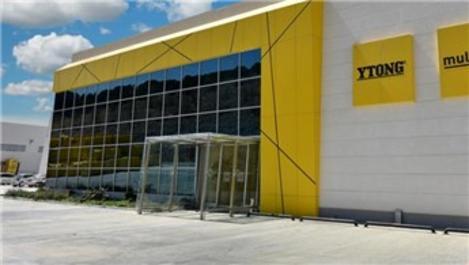 Türk Ytong Bilecik Fabrikası'na 'Çevreci Tesis Ödülü'