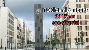 TOKİ'den İstanbul'a 854 konutluk yeni proje!