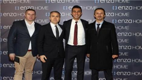 Yataş Grup, Arnavutluk'ta Enza Home mağazasını açtı