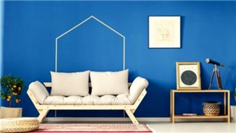 DYO Mavi-Turkuaz Renk Damlası ile huzur veren ortamlar...