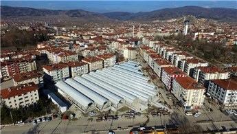Turhal Belediyesi'nden 3.1 milyon liraya satılık 30 işyeri!