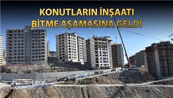 Şırnak'ta 9 noktada 5 bin 700 konut yapılıyor