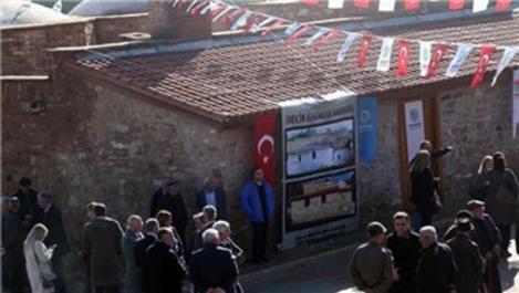Edirne'deki Erenler Hamamı hizmete açıldı