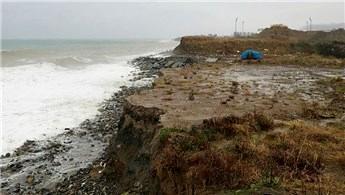 Rize'deki şehir hastanesi de deniz üzerine inşa edilecek