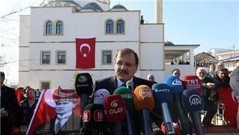 Bursa'daki İlay Cami açıldı