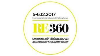 RE360, 5-6 Aralık 2017 tarihlerinde gerçekleştirilecek!
