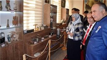 Kütahya'daki 'Taş mektep'te Eğitim Tarihi Müzesi açıldı
